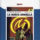 Cómics: COMIC DE BLAKE Y MORTIMER LA MARCA AMARILLA.. Lote 23240745