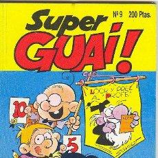 Cómics: SUPER GUAI Nº 9. Lote 26148772
