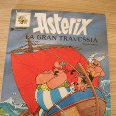 Cómics: ASTERIX, Nº. 22.- LA GRAN TRAVESSIA-GRIJALBO- DARGAUD- 1993.- CATALAN.. Lote 18198792