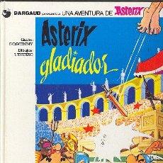 Cómics: ASTERIX GLADIADOR GRIJALBO 1980. Lote 26810785