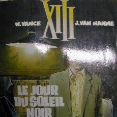Cómics: XIII. VANCE Y VAN HAMME. Lote 23641544