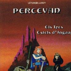 Comics - ELS TRES ESTELS D´INGAAR - Serie: PERCEVAN - Tomo 1 - 5058081