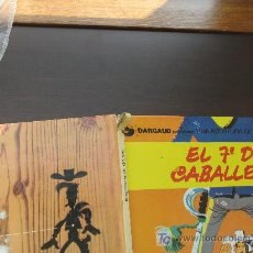 Cómics: LUCKY LUKE NUMERO 7. GRIJALBO. TAPA DURA. VER DESCRIPCION. Lote 26682802