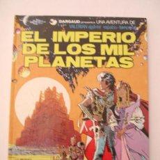 Cómics: VALERIAN AGENTE ESPACIO TEMPORAL Nº 1 (EL IMPERIO DE LOS MIL PLANETAS), AÑO 78. Lote 27160115