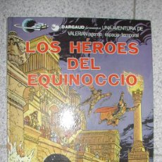 Cómics: VALERIAN 7. MEZIERES CHRISTIN. ESPAÑOL. COMIC FRANCO-BELGA. GRIJALBO. Lote 25779977