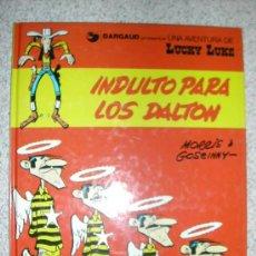 Cómics: LUCKY LUKE 13. MORRIS GOSCINNY. ESPAÑOL. COMIC BELGA. GRIJALBO. Lote 24200712