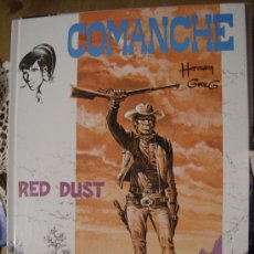 Cómics: COMANCHE Nº 1: RED DUST. GRIJALBO, 1978.. Lote 6023848