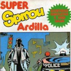 Cómics: SUPER SPIROU ARDILLA Nº 7. Lote 6169114