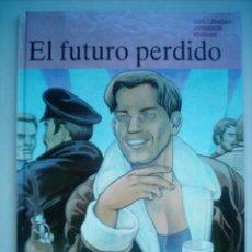 Cómics: EL FUTURO PERDIDO.TRAZO LIBRE Nº 9 GRIJALBO 1993 DIBUJOS ANNIE GOETZINGER. Lote 45050996