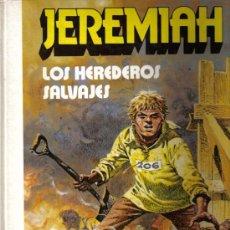 Cómics: JEREMIAH 03 LOS HEREDEROS SALVAJES - HERMANN. Lote 27521451