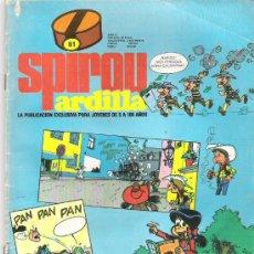 Cómics: SPIROU ARDILLA NUM 61**** 1980. Lote 6857245