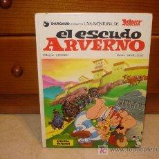Cómics: ASTÉRIX - EL ESCUDO ARVERNO - GRIJALBO 1980. Lote 7267127