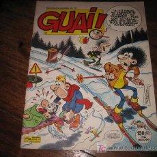 Cómics: GUAI! Nª18. Lote 7693427