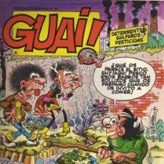 Cómics: GUAI - ED. GRIJALBO - Nº 44 - 1986. Lote 7890192