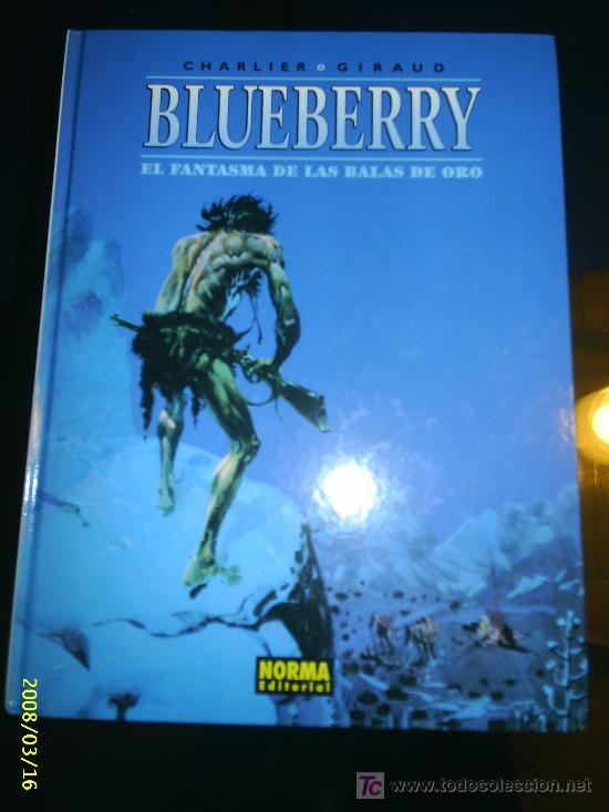 M69 EL TENIENTE BLUEBERRY EL FANTASMA DE LAS BALAS DE ORO NUM 2 ED. NORMA (Tebeos y Comics - Grijalbo - Blueberry)