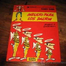 Cómics: INDULTO PARA LOS DALTON . Lote 9462833