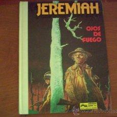 Cómics: JEREMIAH . OJOS DE FUEGO .Nº 5 . Lote 23056009