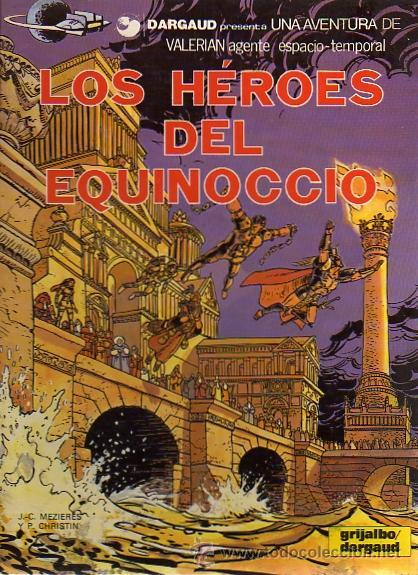 COLECCION VALERIAN AGENTE ESPACIO-TEMPORAL Nº 7 GRIJALBO/DARGAUD (Tebeos y Comics - Grijalbo - Valerian)