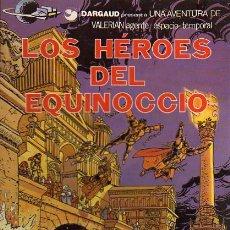 Cómics: COLECCION VALERIAN AGENTE ESPACIO-TEMPORAL Nº 7 GRIJALBO/DARGAUD. Lote 8214051