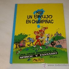 Cómics: LAS AVENTURAS DE SPIROU Y FANTASIO, Nº 1. GRIJALBO. BUEN ESTADO. Lote 57344663