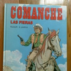 Cómics: COMANCHE Nº 11 - LAS FIERAS. Lote 9605895