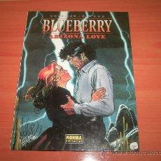 Comics: BLUEBERRY 29 , ARIZONA LOVE , CHARLIER GIRAUD , IMPECABLE. Lote 27368820