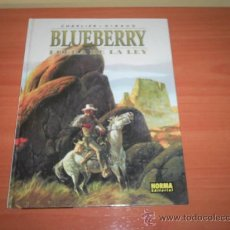 Cómics: BLUEBERRY 10 , FUERA DE LA LEY , CHARLIER GIRAUD , IMPECABLE. Lote 27368819