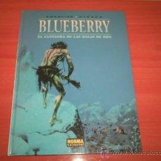 Comics: BLUEBERRY 2 , EL FANTASMA DE LAS BALAS DE ORO , CHARLIER GIRAUD , IMPECABLE. Lote 27368812