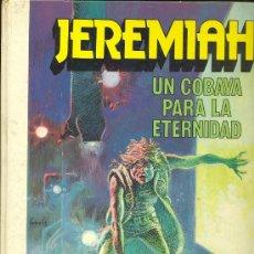 Cómics: JEREMIAH: UN COBAYA PARA LA ETERNIDAD. Lote 26453695