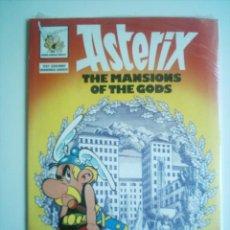 Cómics: ASTERIX LA RESIDENCIA DE LOS DIOSES ( EN INGLES) DEL PRADO 1989 PRECINTADO. Lote 26788724