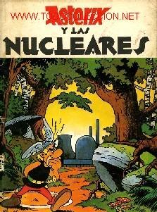 ASTERIX Y LAS NUCLEARES (Tebeos y Comics - Grijalbo - Asterix)