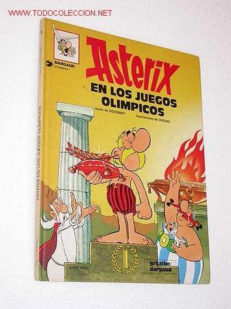 ASTERIX EN LOS JUEGOS OLÍMPICOS. GOSCINNY Y UDERZO. (Tebeos y Comics - Grijalbo - Asterix)