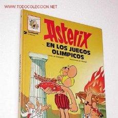 Cómics: ASTERIX EN LOS JUEGOS OLÍMPICOS. GOSCINNY Y UDERZO.. Lote 24816333