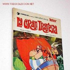 Cómics: ASTERIX. LA GRAN TRAVESÍA GOSCINNY Y UDERZO.. Lote 24816330