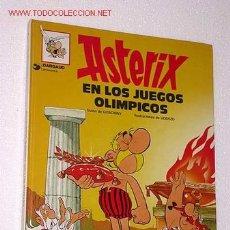 Cómics: ASTERIX 5. ASTERIX EN LOS JUEGOS OLIMPICOS. GUIÓN: GOSCINNY. DIBUJOS: A. UDERZO.. Lote 24816327