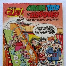 Cómics: TOPE GUAI! Nº 15 MBE -GRIJALBO. Lote 26914732