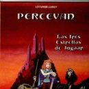 Cómics: PERCEVAN, NºS 1-2-3-4, AÑOS 1984-1985-1986-1986, TAPA DURA EXCELENTE ESTADO, VER IMAGENES. Lote 22597793