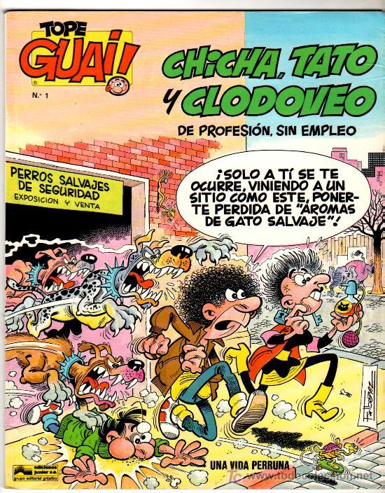 GUAI - LOTE DE 44 NºS , 39 NºS DEL 1 AL 45 , Nº 1 DE TOPE GUAI Y 4 MAS, MAGNIFICO ESTADO, VER IMAGEN (Tebeos y Comics - Grijalbo - Otros)