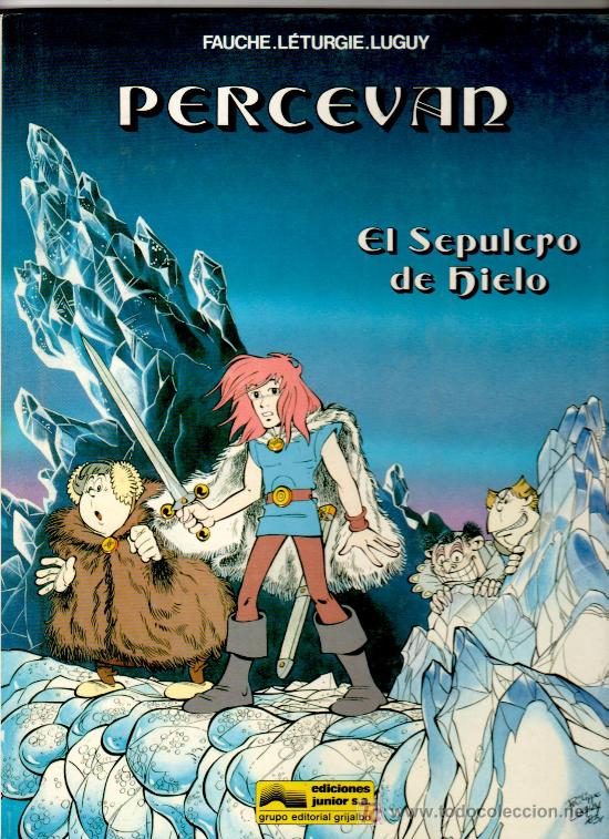 Cómics: PERCEVAN 2 - Foto 2 - 22597793