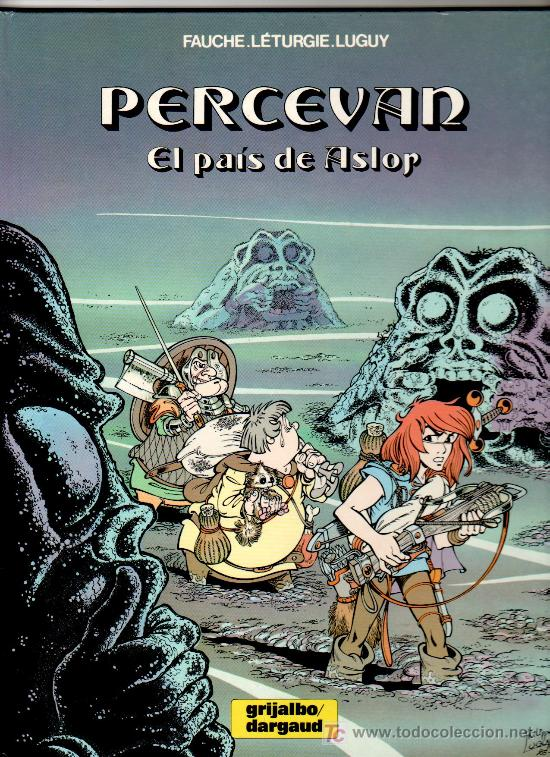 Cómics: PERCEVAN 4 - Foto 4 - 22597793