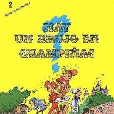 Cómics: SPIROU Nº 2 - HAY UN BRUJO EN CHAMPIÑAC - SEPP/MUNDIS 1980 - TAPAS CARTÓN BLANDO - 64 PÁGINAS COLOR. Lote 21039955