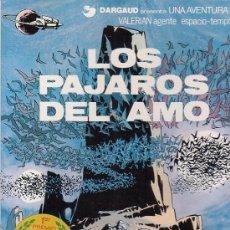 Cómics: VALERIAN Nº 4 - LOS PAJAROS DEL AMO - EDITA : GRIJALBO 1979. Lote 28892299