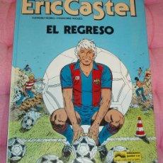 Cómics: ERIC CASTEL Nº 10. EL REGRESO. Lote 26318094