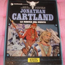 Cómics: JONATHAN CARTLAND Nº 3. LA RIBERA DEL VIENTO. Lote 26291070