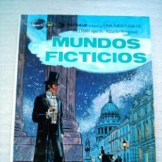 Cómics: VALERIAN Nº 6 MUNDOS FICTICIOS. GRIJALBO 1981. Lote 26716199