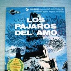 Cómics: VALERIAN Nº 4 LOS PAJAROS DEL AMO. GRIJALBO 1979. J.C. MEZIERES Y P.CHRISTIN. Lote 27038367