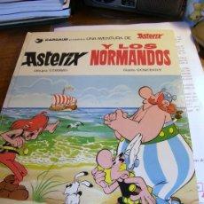 Cómics: ASTERIX Y LOS NORMANDOS. Lote 26931901