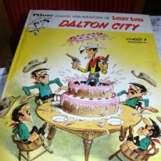 Cómics: LUCKY LUKE : DALTON CITY. Lote 26836059