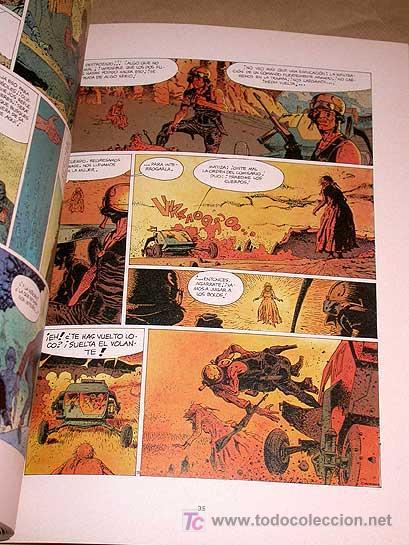 Cómics: JEREMIAH Nº 4. OJOS DE FUEGO. HERMANN. EDICIONES JUNIOR 1981. NUEVO. +++++ - Foto 2 - 25880297