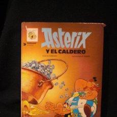 Cómics: ASTERIXS Y EL CALDERO. GRIJALBO. CARTONE 1ED. ESPAÑOL. Lote 21456296